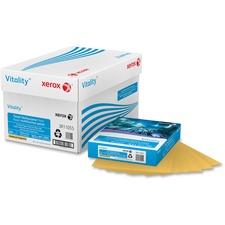 XER 3R11055 Xerox Vitality Multipurpose Pastel Paper XER3R11055