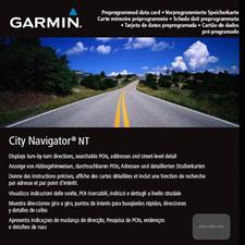 Garmin City Navigator NT Land Map