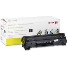 Xerox Remanufactured Toner Cartridge - Alternative for HP 35A (CB435A) - Black