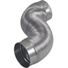 Deflect-o Semi-Rigid Flexible Aluminum Duct