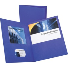 OXF 57514 Oxford Twin Pocket Letter-size Folders OXF57514