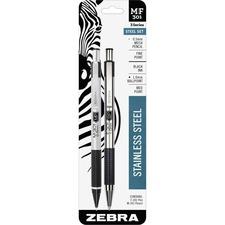 ZEB 57011 Zebra MF 301 Stainless Steel Set ZEB57011