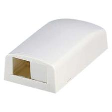 Panduit Mini-Com 2 Socket Surface Mounting Box