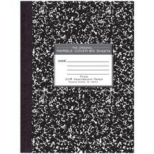 ROA 77479 Roaring Spring Marble Plain Paper Composition Book ROA77479