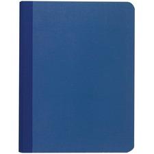 ROA 77571 Roaring Spring Blue Canvas Cover Notebook ROA77571
