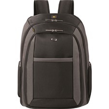 USL CLA7034 US Luggage SOLO CheckFast Laptop Backpack USLCLA7034