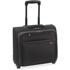 USL CLA9014 US Luggage Rolling Laptop Overnighter Case USLCLA9014
