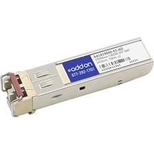 AddOn Avaya/Nortel AA1419040-E5 Compatible TAA Compliant 1000Base-CWDM SFP Transceiver (SMF, 1610nm, 70km, LC)