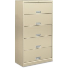 HON 625CLL Hon 5-Shelf File HON625CLL