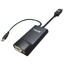 Accell DisplayPort to DVI-D Cable Adapter