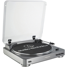 Audio-Technica AT-LP60 Record Turntable