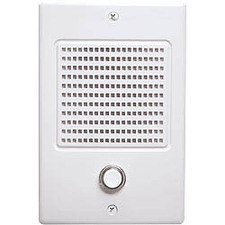 Nutone Door Speaker In White Finish / Mfr. No.: Ndb300wh