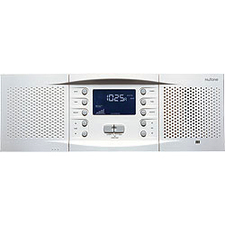Nutone Deluxe Nm Master Amfm Intercom White