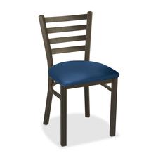 KFIIM316SBMHBL - KFI Ladder Back Cafe Chair