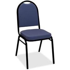 KFIIM520BKBLUP - KFI IM520 Series Pindot Stacking Chair