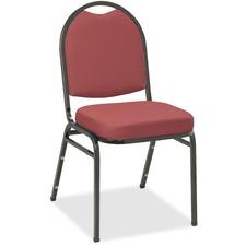 KFIIM520BKBURF - KFI IM520 Series Stacking Chair