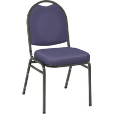 KFIIM520BKNAVV - KFI IM520 Series Stacking Chair