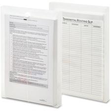 LIO22900CRBX - Lion File-N-Send Insta-Cover Vertical Transmittal Envelope