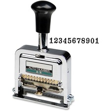 LIOA11SP - Lion Pro Line A-11 Automatic Numbering Machine