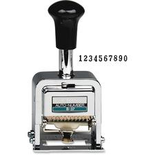 LIOB37SP - Lion Pro Line B-37 Automatic Numbering Machine
