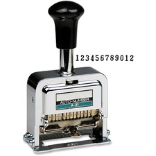 LIOA21SP - Lion Pro Line A-21 Automatic Numbering Machine