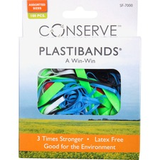 BAUSF7000 - Conserve Plastibands