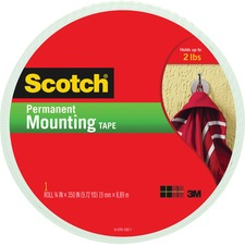 MMM 110LONG 3M Scotch Double-sided Permanent Foam Tape MMM110LONG