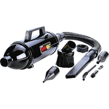 METRO Data Vac Pro MDV-1BAC Portable Vacuum Cleaner