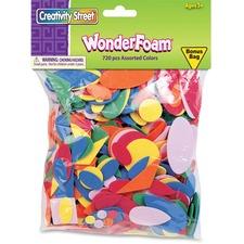 CKC 4314 Chenille Kraft Multicolor WonderFoam Bonus Bag CKC4314