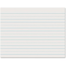 PAC 2631 Pacon Skip-A-Line Ruled Newsprint Paper PAC2631