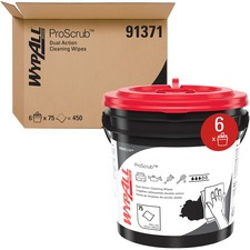 KCC91371 - Wypall Waterless Cleaning Wipes