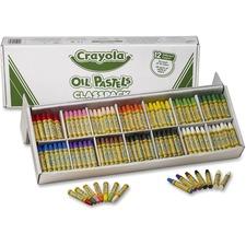 CYO 524629 Crayola Oil Pastels  CYO524629