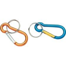 BAU41010 - Baumgartens Carabiner Key Ring