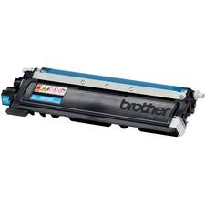 Brother TN210C Original Toner Cartridge - Laser - 1400 Pages - Cyan - 1 Each