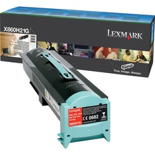 LEXX860H21G - Lexmark Original Toner Cartridge