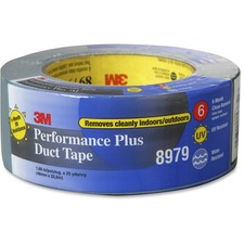 MMM 8979SB25 3M 8979 Performance Plus Duct Tape MMM8979SB25