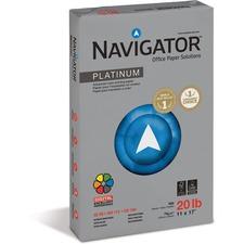 SNA NPL1720 Soporcel Premium Platinum 20lb. Office Copy Paper SNANPL1720