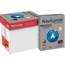 SNA NPL11205R Soporcel Premium Navigator 20lb. Office Copy Paper SNANPL11205R