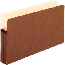 PFX S36G Pendaflex Redrope File Pockets PFXS36G
