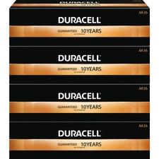 DUR MN1500BKD Duracell CopperTop Alkaline AA Batteries DURMN1500BKD