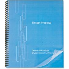 GBC 2514477 GBC ProClick Prepunched Binding Covers GBC2514477