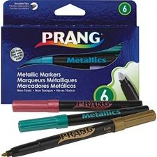 DIX 80598 Dixon Prang Metallic Art Markers DIX80598