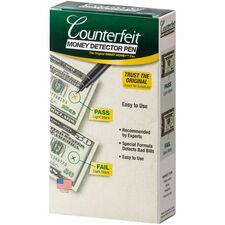 Dri Mark Smart Money Counterfeit Bill Detector Pen