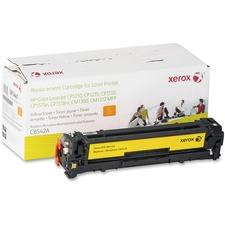 Xerox Remanufactured Toner Cartridge - Alternative for HP 125A (CB542A)
