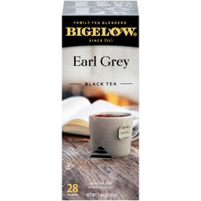 BTC 10348 Bigelow Earl Grey Black Tea Bags BTC10348