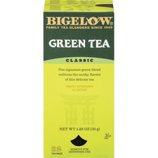 BTC 00388 Bigelow Classic Green Tea BTC00388