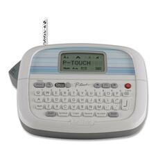 Brother PT-90 Label Maker - 7.50 mm/s Mono - 203 dpi - Label - Vertical Printing