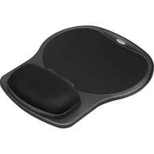 FEL 93730 Fellowes Easy Glide Gel Wrist Rests/Mouse Pads FEL93730