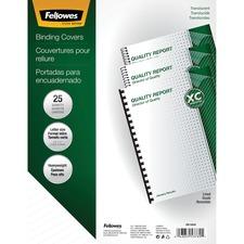 FEL 5224501 Fellowes Futura Premium Lined Presentation Covers FEL5224501