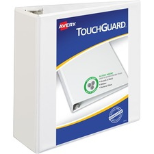 AVE17145 - Avery® TouchGuard Protection Slant D-ring Heavy-duty View Binder